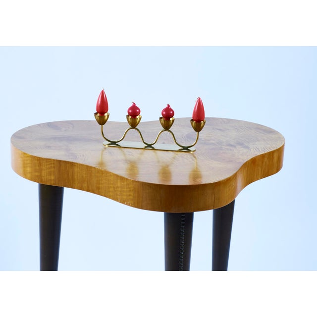1940s Gilbert Rohde Occasional Table, for Herman Miller, 1940's For Sale - Image 5 of 9