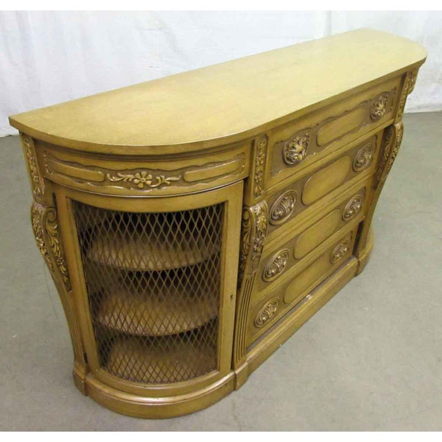 Antique Carved French Sideboard - Image 11 of 11