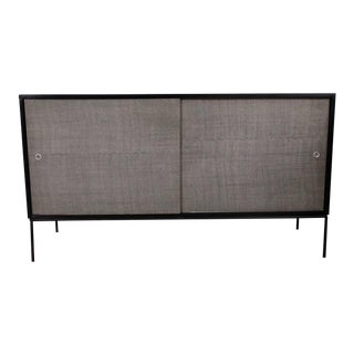 Paul McCobb Planner Group Credenza with Vitrolite Top for Winchendon For Sale