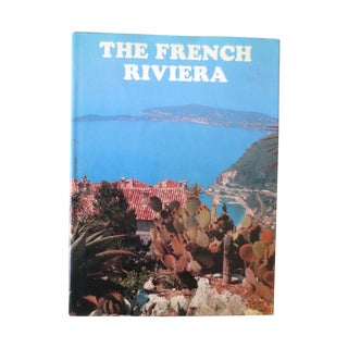The French Riviera, DeCaux, 1982 Illustrated Book