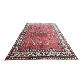 Turkish Vintage Rug - 8′2″ × 10′9″