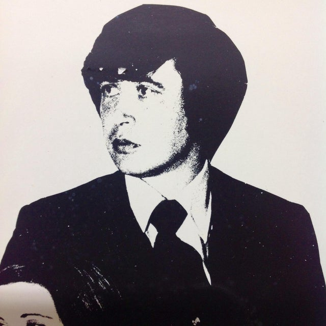 1976 Monochrome Silver Gelatin Portrait - Image 3 of 4