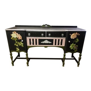 Restyles 1940s Buffet For Sale