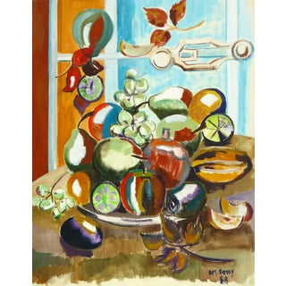 A.m. Rémy, Still-Life Painting For Sale