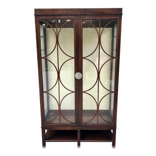 Hickory White Skyloft Collection Bunching China Cabinet For Sale