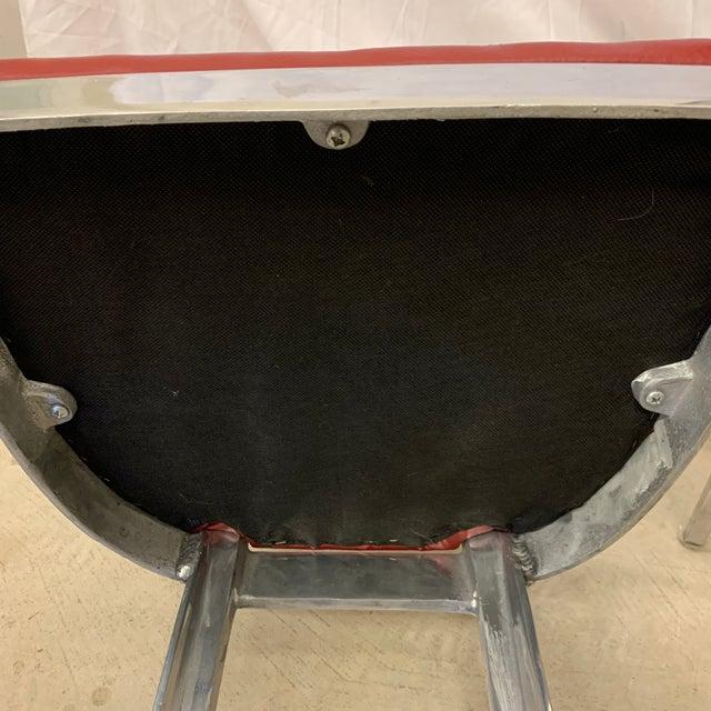 O'Brien Ironworks Biedermeier Bar Stools - Set/3 For Sale - Image 10 of 13