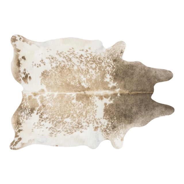 Tricolor Genuine Brazilian Cowhide For Sale