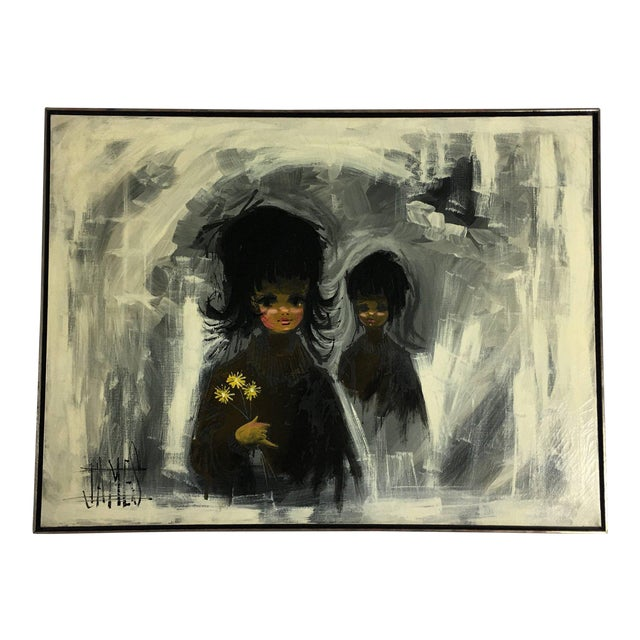 1960s Vintage Turner Mfg. Company Reproduction Painting For Sale