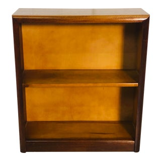 Vintage Mahogany Bookcase For Sale