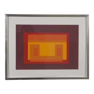 Josef Albers From Formulation: Articulations Portfolio For Sale