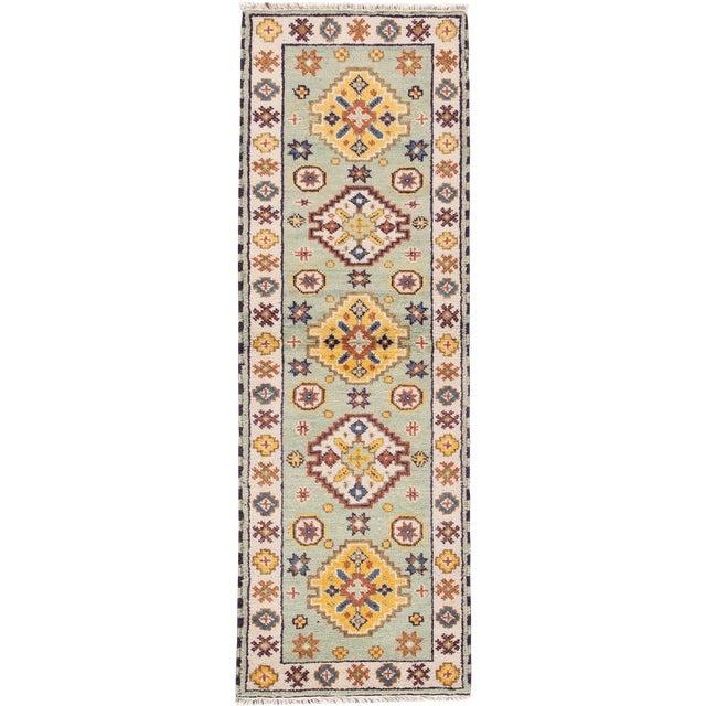 "Apadana - Modern Kazak Rug, 2'2"" x 6'8"" - Image 1 of 4"