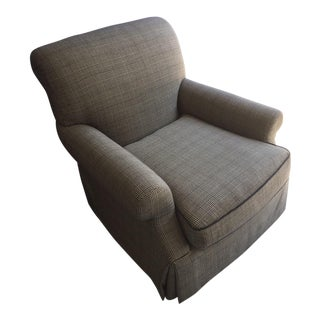 Vintage Ralph Lauren Ramsey Armchair For Sale