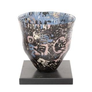 Monumental Ceramic Vessel For Sale