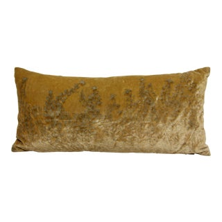 Kevin O'Brien Studio Silk Velvet Pillow For Sale