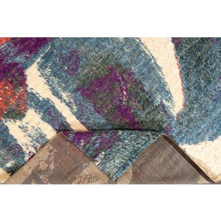 """21st Century Modern Moroccan-Style Rug, 9'4"""" X 9'9"""" Preview"""