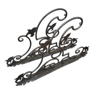 Maitland Smith Large Wall Brackets - Set of 2 For Sale