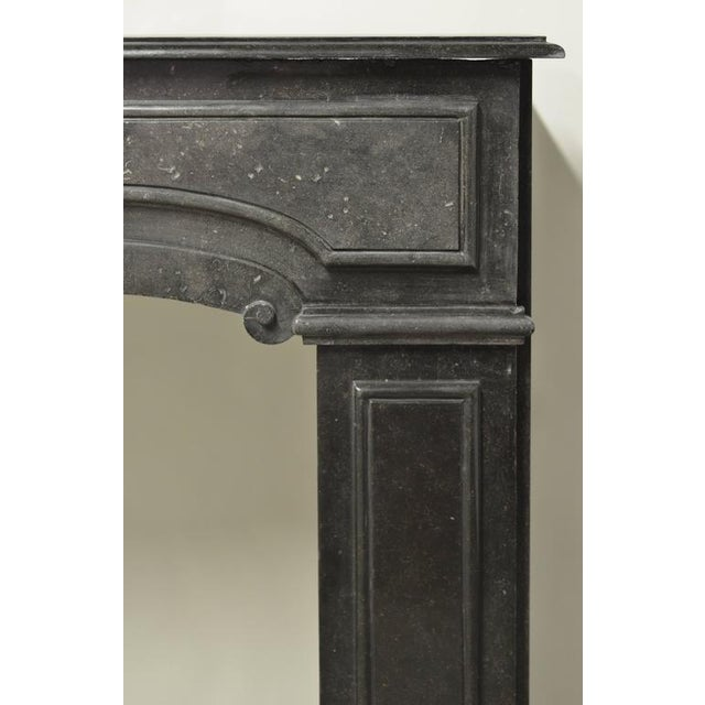 Large 18th Century Dutch Fireplace Mantel For Sale - Image 6 of 7