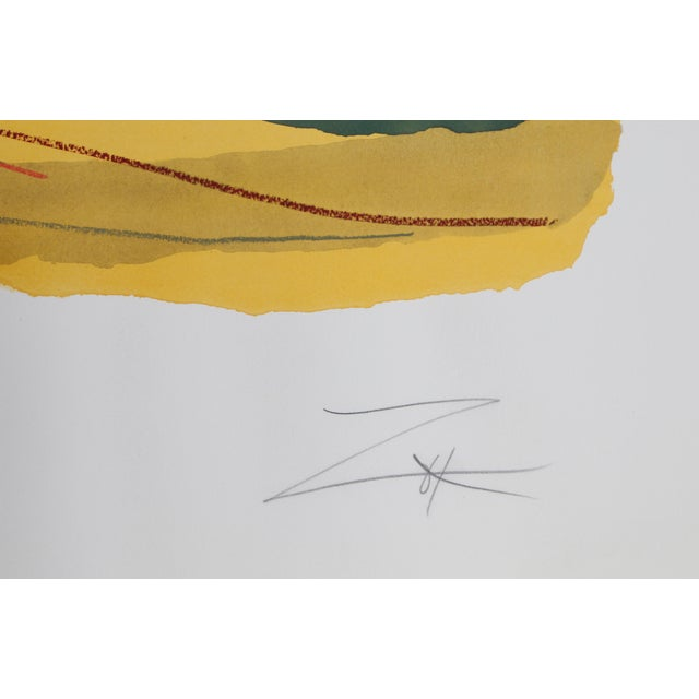 Artist: Larry Zox, American (1937 - 2006) Title: Untitled 7 Year: 1981 Medium: Pochoir, signed in pencil Edition: PP Image...