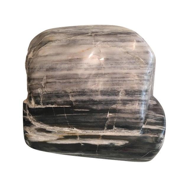 Petrified Wood Stump - Image 1 of 4