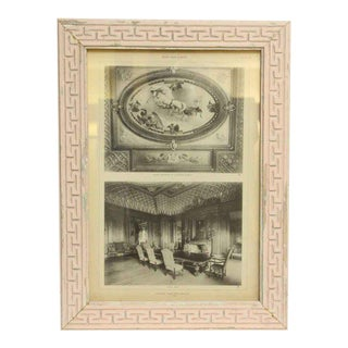 University Club NYC Framed Photo For Sale