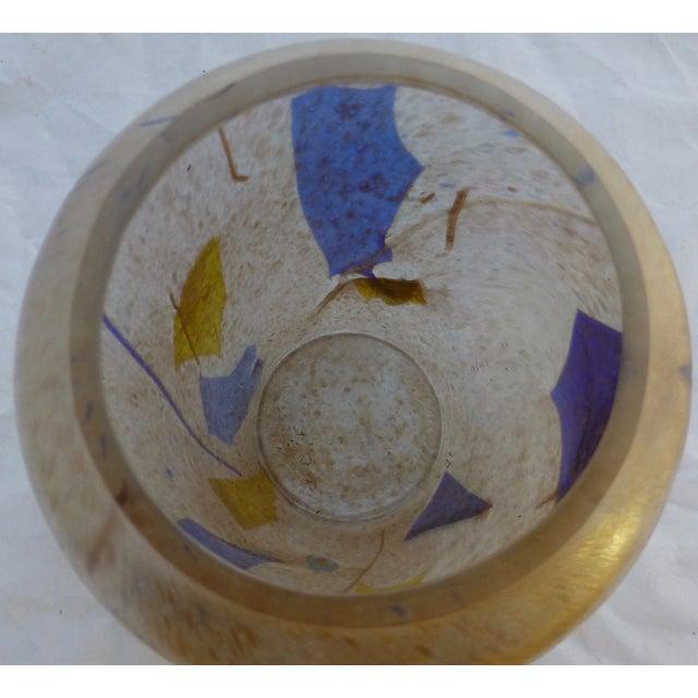 Vintage Art Glass Vase - Image 8 of 9