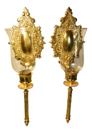 Image of Hurricane Candle Holders