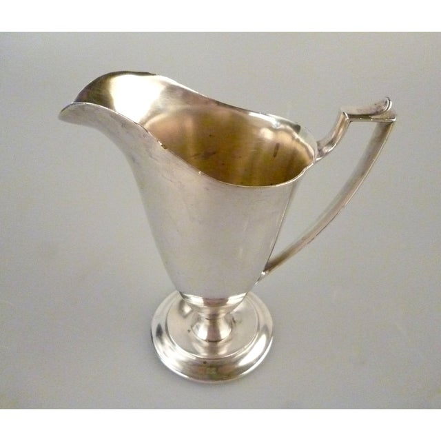 Sterling Silver Cream Server - Image 5 of 10
