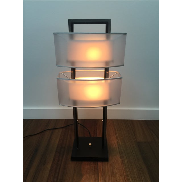Modern Table Lamps - A Pair - Image 5 of 5