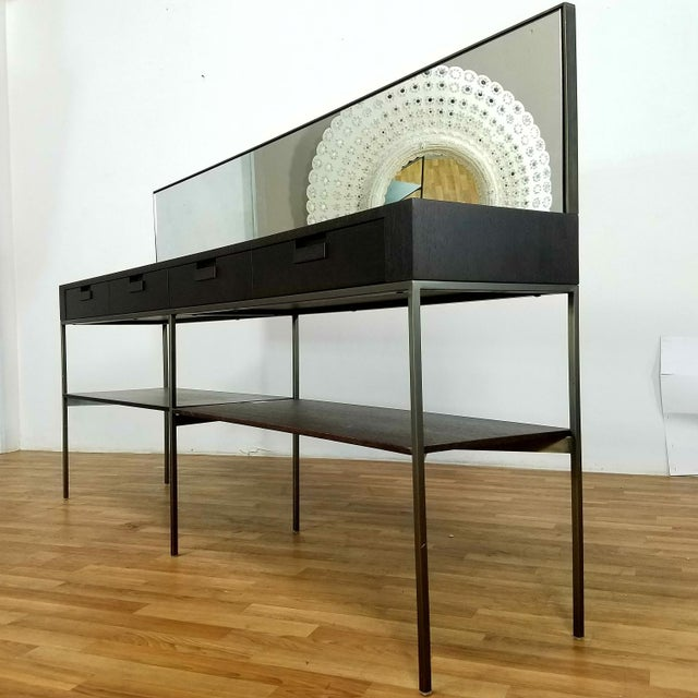 B&B Italia Modern Console For Sale - Image 9 of 11