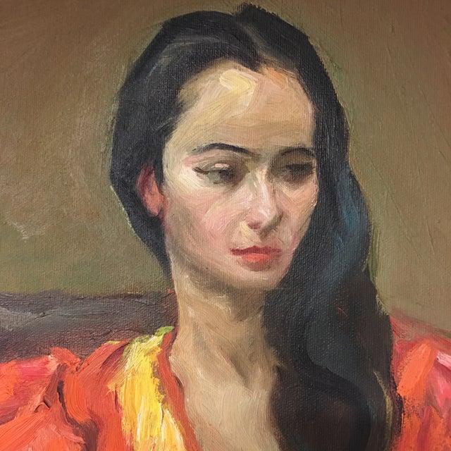 Vintage Portrait of Woman - Image 2 of 6
