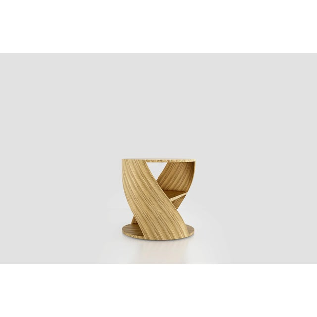 MYDNA is a chic and contemporary storage system inspired by the DNA concept: both by its sophisticated double helix shape,...