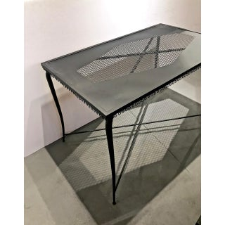 French Iron Table or Console Preview
