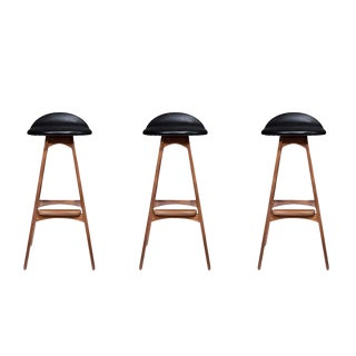 Set of Three Boyd Stools For Sale
