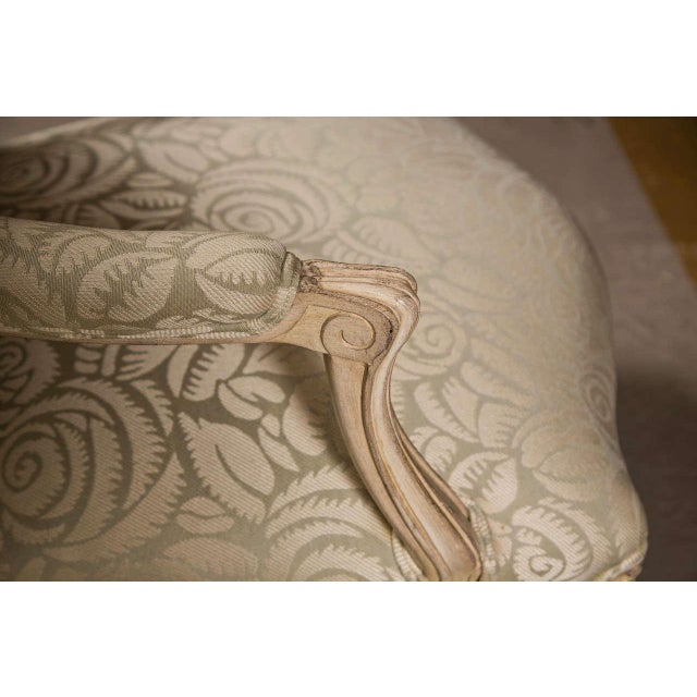 French Louis XV Style Armchairs - A Pair For Sale In New York - Image 6 of 9