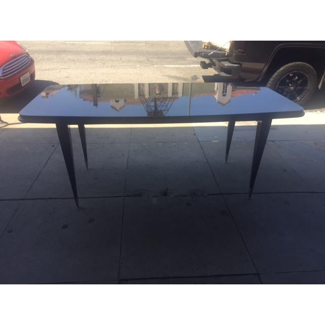 1940's French Deco Writing Table For Sale - Image 12 of 12