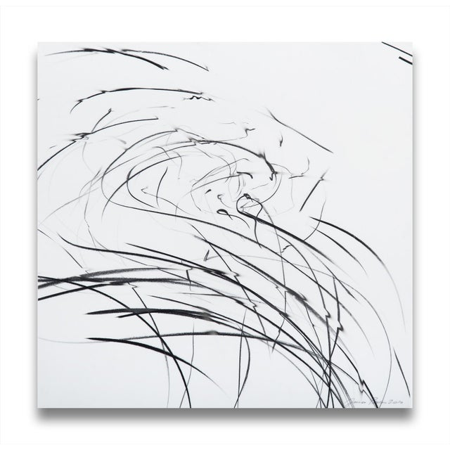 "Jaanika Peerna Jaanika Peerna ""Storm Series (Ref 845)"", Drawing For Sale - Image 4 of 4"