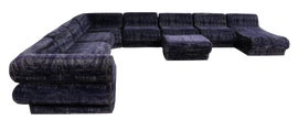 Image of Velvet Sectionals
