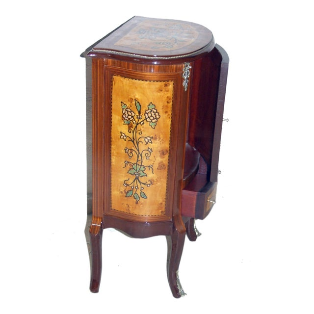 French French Style Cabinet For Sale - Image 3 of 3