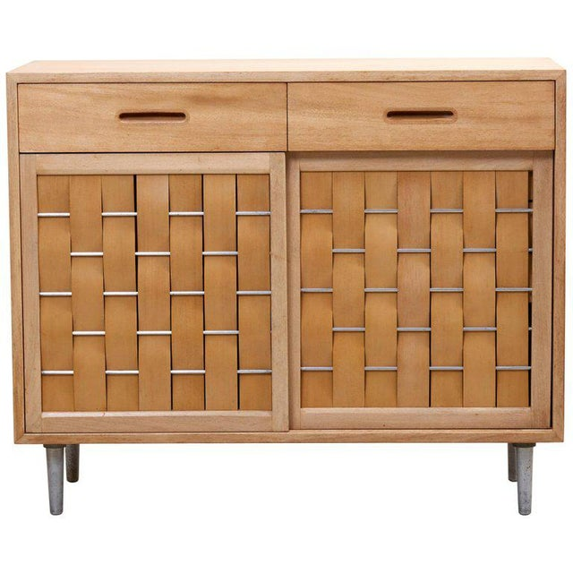 Edward Wormley for Dunbar Credenza Signed, Us, 1960s For Sale - Image 12 of 12