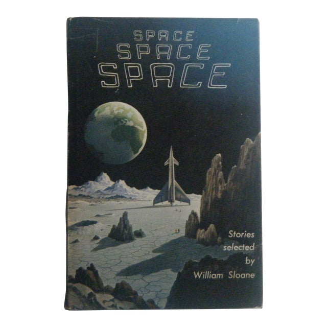 Space Space Space Vintage Book, First Printing - Image 1 of 8