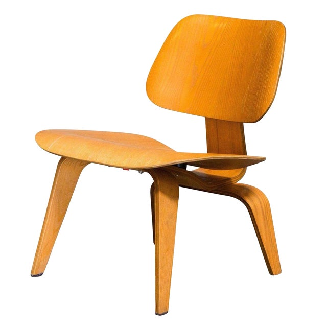 Eames Bentwood Low Chair - Image 1 of 6