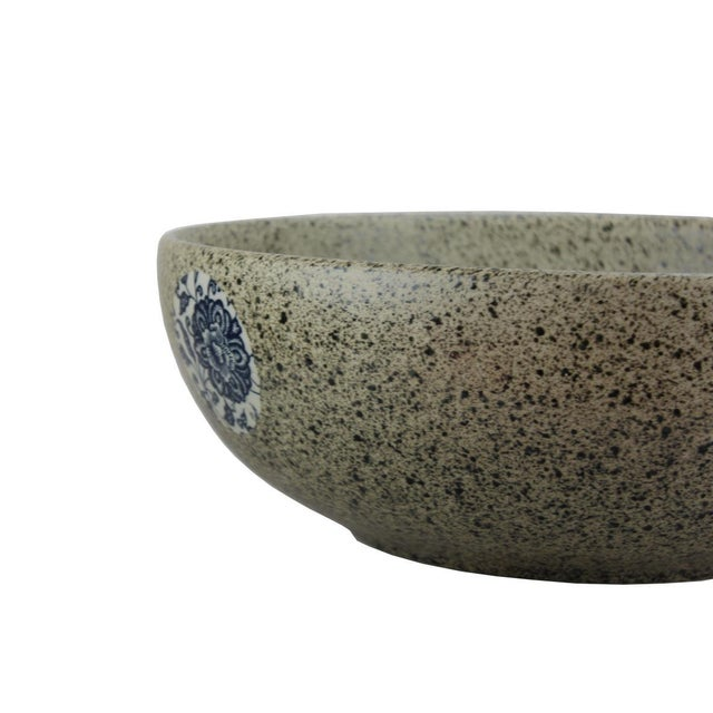 Contemporary Pasargad DC Modern Stone Design Sink Bowl For Sale - Image 3 of 6