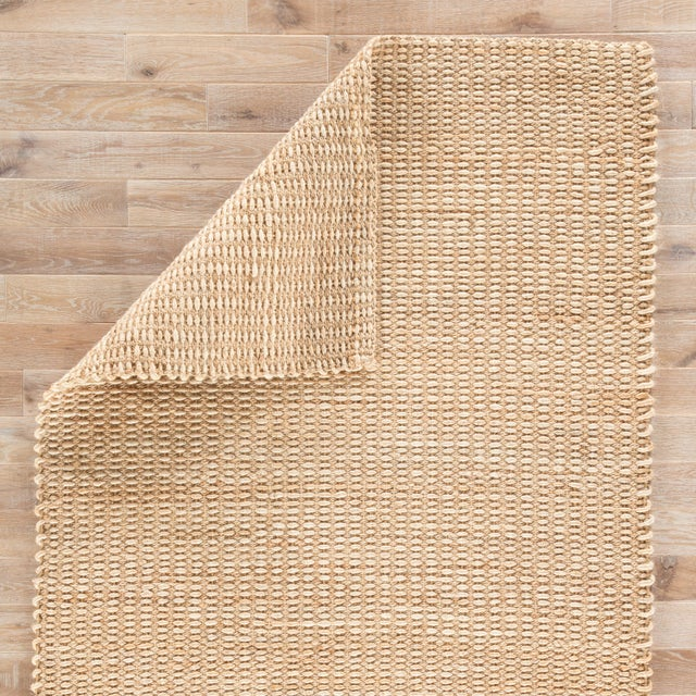 Jaipur Living Blair Natural Tan Area Rug - 8′ × 10′ For Sale - Image 4 of 6