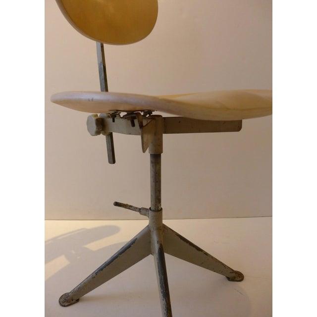 Odelberg Olsen Work Chairs - Image 7 of 11