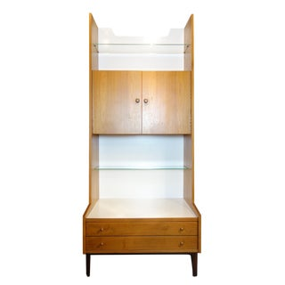 Midcentury Glenn of California Walnut Cabinet