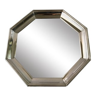 Wallace Silverplate Octagonal Tray For Sale