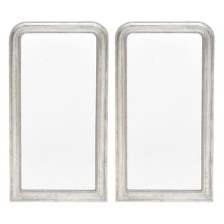 Louis Philippe Period Greek Key Mirrors For Sale