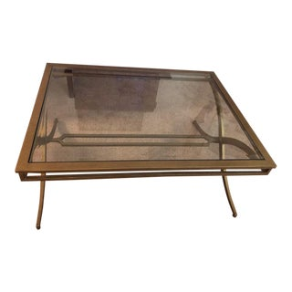 Charleston Forge Cocktail Table For Sale