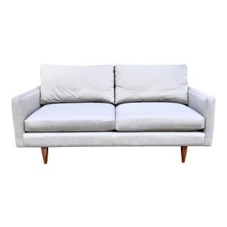 Modern Room & Board Loveseat For Sale