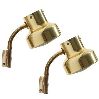 """Pair of Atelje Lyktan """"Bumling"""" Wall Lamp For Sale"""